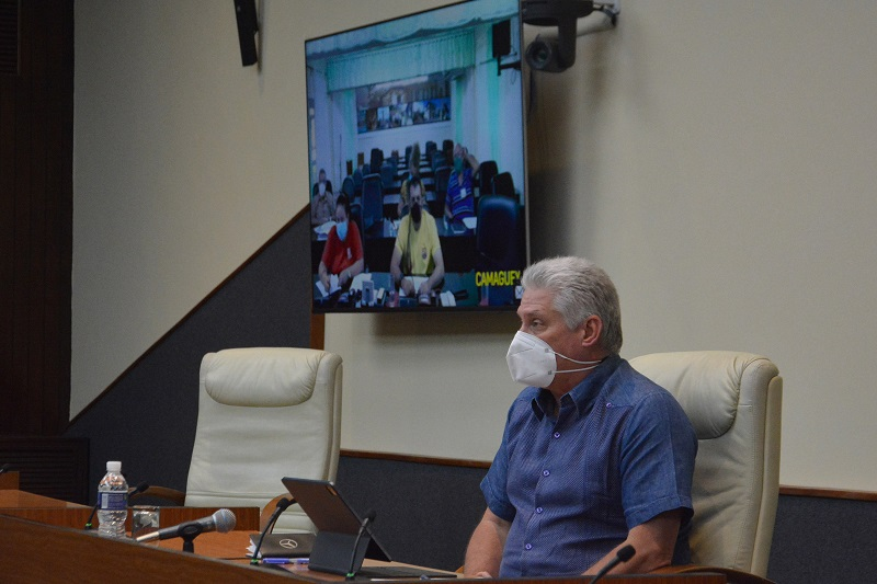 Cuba en transmisión comunitaria y con un nuevo Plan de medidas