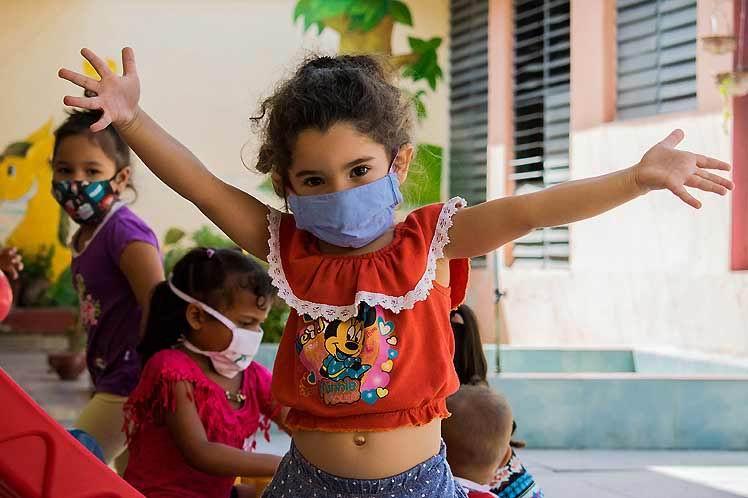 Saluda Presidente de Cuba Día Internacional de la Infancia