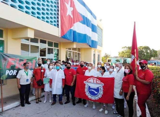 Llama la Central de Trabajadores de Cuba a la unidad de la nación