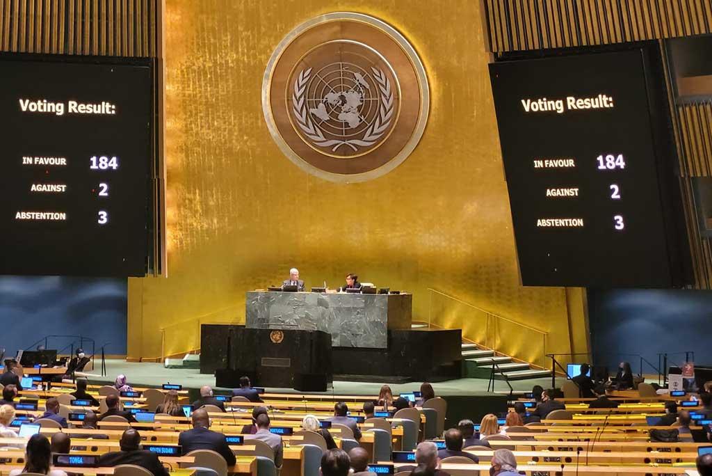 Rotunda victoria de Cuba contra el Bloqueo