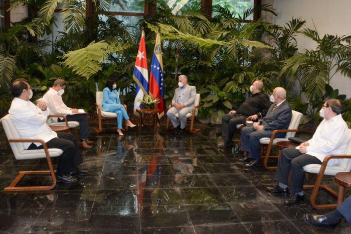 Venezuela Executive Vice President wraps Cuba visit