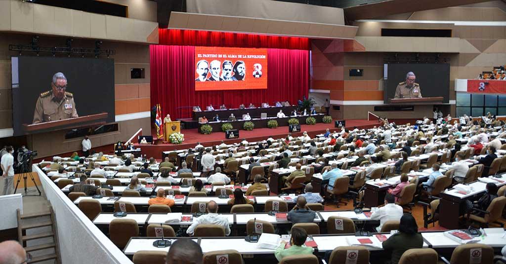 Critical approach at the Cuban Communist Party Congress