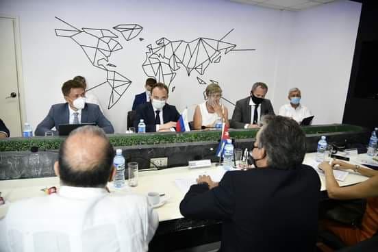 Cuba y Rusia estrechan vínculos de cooperación en las comunicaciones