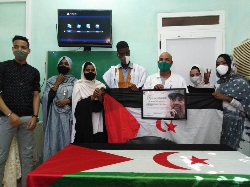 Conmemoran el Aniversario 45 de la proclamación de la República Árabe Saharaui Democrática