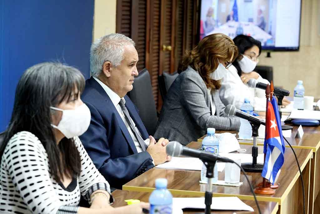 Celebran Cuba y la Unión Europea segundo Comité Conjunto