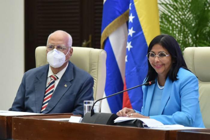 Anuncian Cuba y Venezuela creación de un observatorio binacional contra medidas coercitivas y unilaterales de EE.UU.