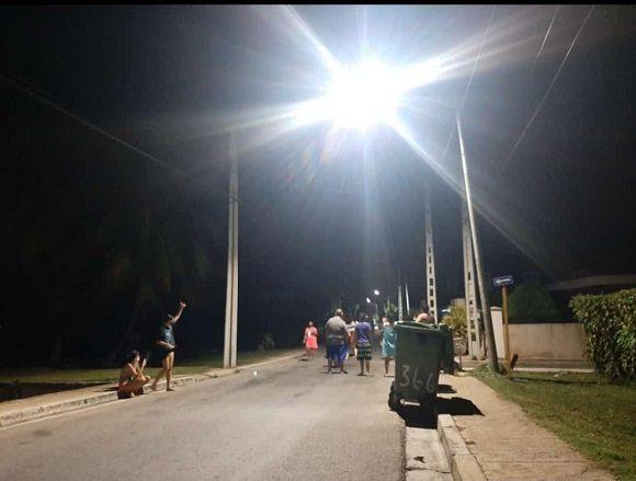 Derrame de gasolina en Matanzas