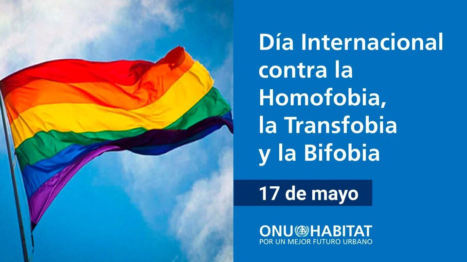 Mensaje del Secretario General  de la ONU por del Día Internacional contra la Homofobia, la Transfobia y la Bifobia