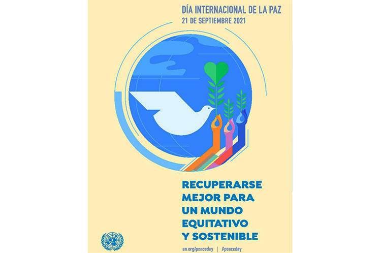Cuba se une a celebración del Día Internacional de la Paz (+Video)