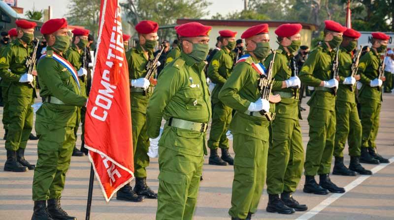 Ejército Oriental: fuerte y victorioso como el primer día