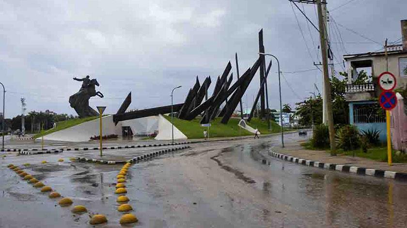 Beneficiada Santiago de Cuba con las lluvias de Elsa (+Audio)