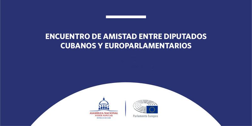 Intercambian diputados cubanos y del Parlamento Europeo sobre enfrentamiento a la COVID-19