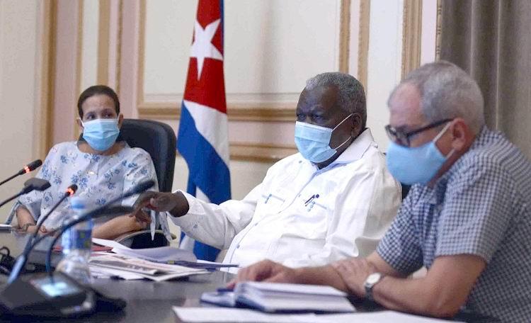Destaca Esteban Lazo que la Asamblea Nacional fortalecerá el sistema de trabajo del Poder Popular