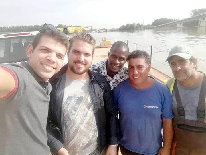 Fadi Jbaily Amin,  Cuba vive en mi corazón