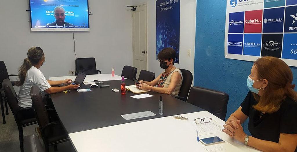 Inició en La Habana Foro de Empresarios y Líderes en Tecnología de la Información