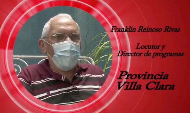 Falleció Franklin Reinoso Rivas, Premio Nacional de Radio 2021