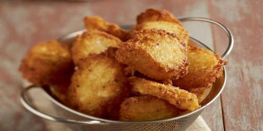 Las frituras de yuca y malanga