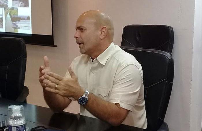 La Habana: Intercambia Gerardo Hernández con jóvenes de la OSDE Agua y Saneamiento (+Audio)