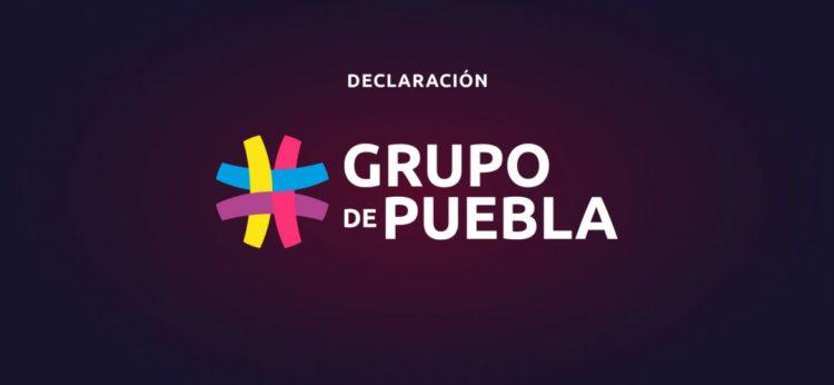 Solicita Grupo de Puebla suspender sanciones a Cuba y Venezuela