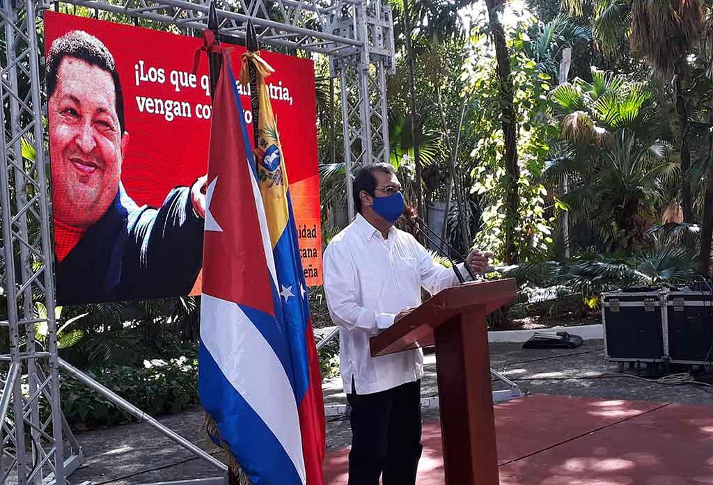 Homenaje al Comandante Chávez y su legado