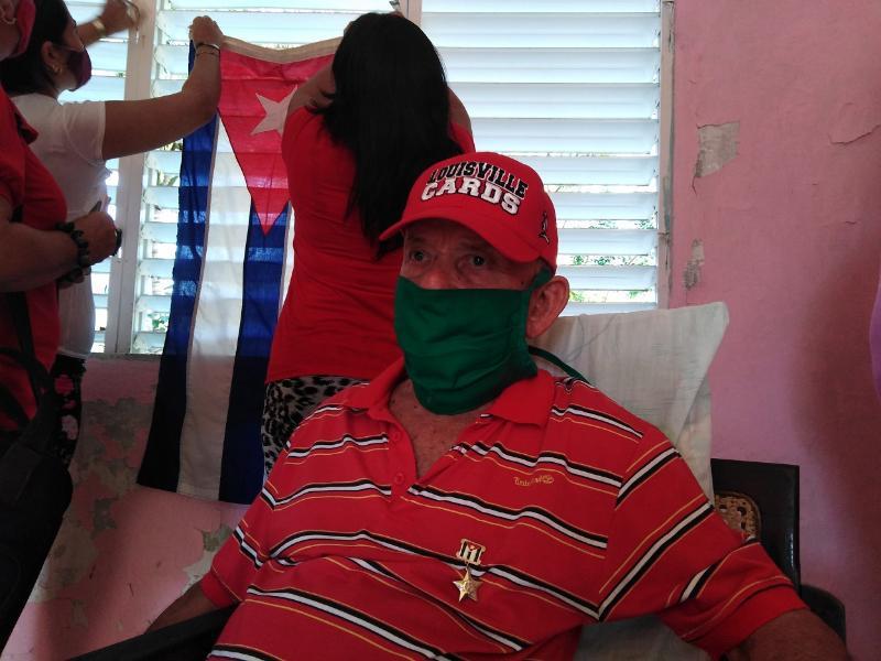 Homenajearon a los Héroes del Trabajo de la República de Cuba en Las Tunas