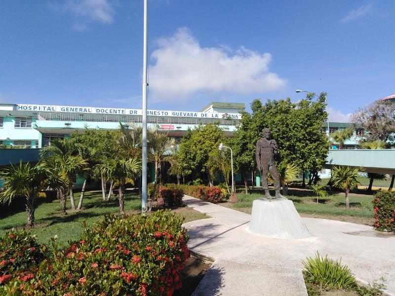 A 41 años, el Bloqueo impacta los servicios del Hospital Ernesto Guevara
