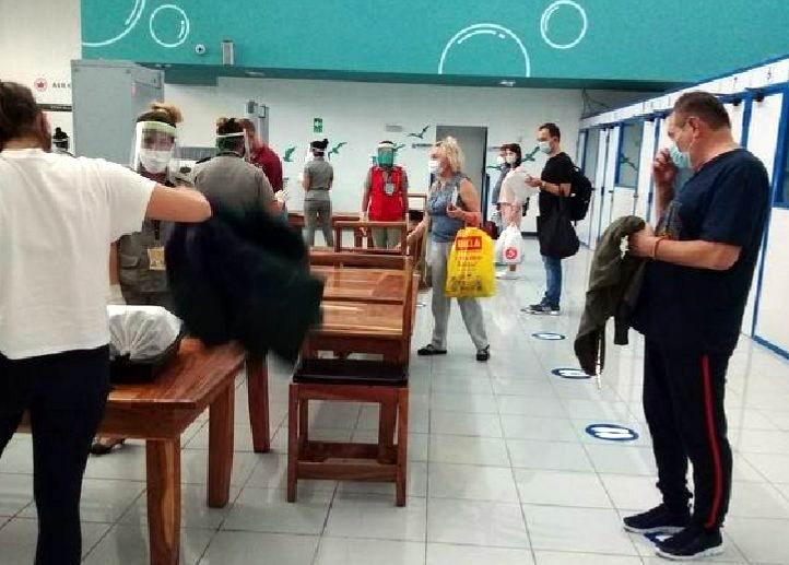 Continúa estable turismo ruso en Jardines del Rey