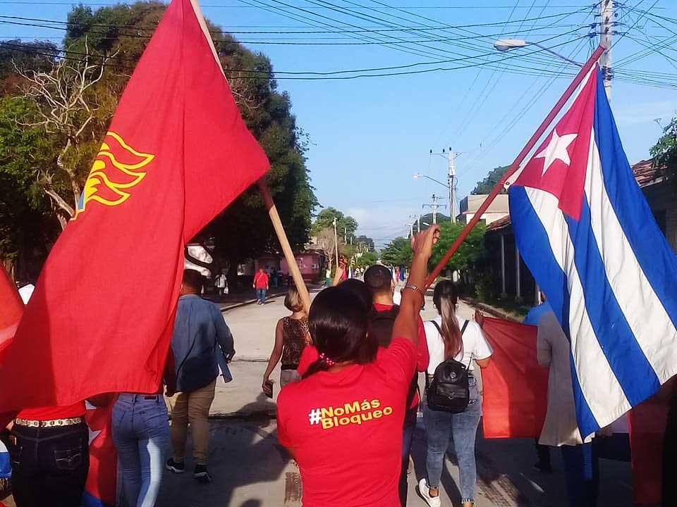 Fuerza vigorosa y vital por la Revolución