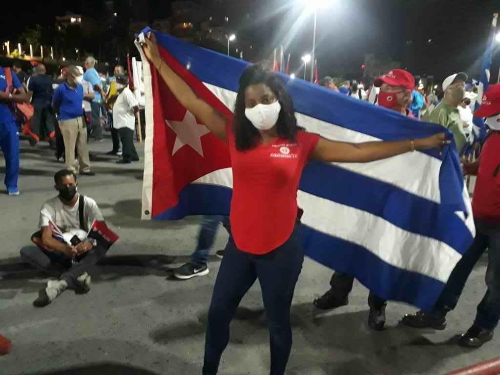 Desde La Habana mensajes de paz y solidaridad