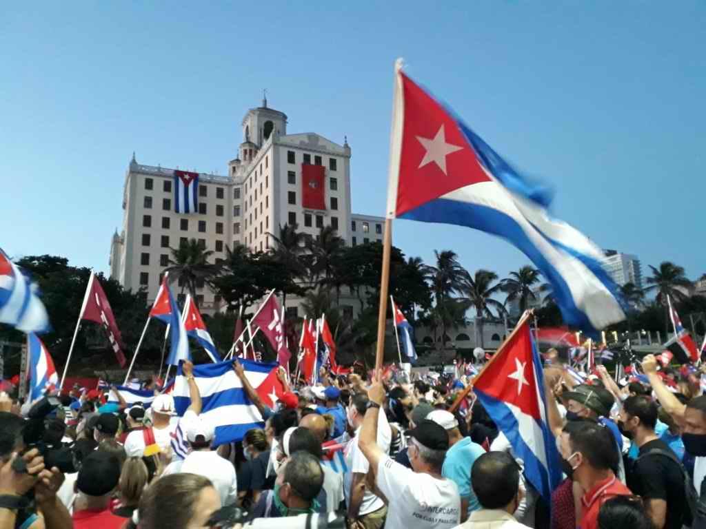 Desde La Habana mensajes de paz y solidaridad (+Audio)
