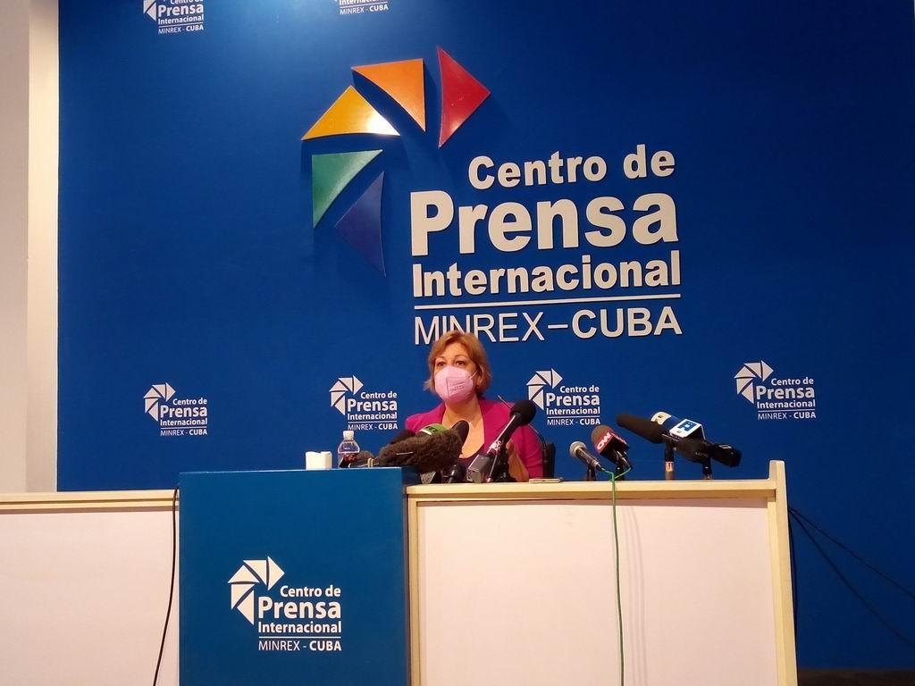 Lilia Hernández Doejo, presidenta de la Organización Nacional de Bufetes Colectivos