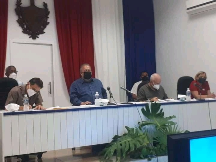 Manuel Marrero Cruz en Matanzas: