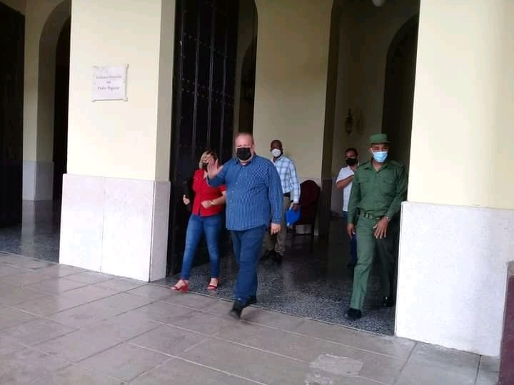 Manuel Marrero Cruz en Matanzas: Vamos a salir adelante