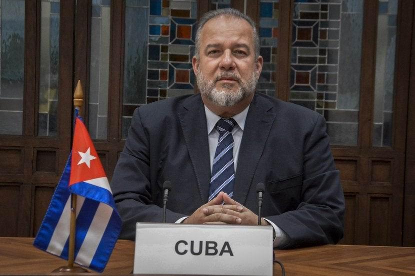 Intervención del Primer Ministro de la República de Cuba, Manuel Marrero Cruz, en la Reunión del Consejo Intergubernamental Euroasiático