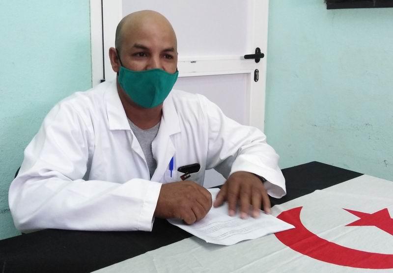 Doctor Moilud Bachir Aalí