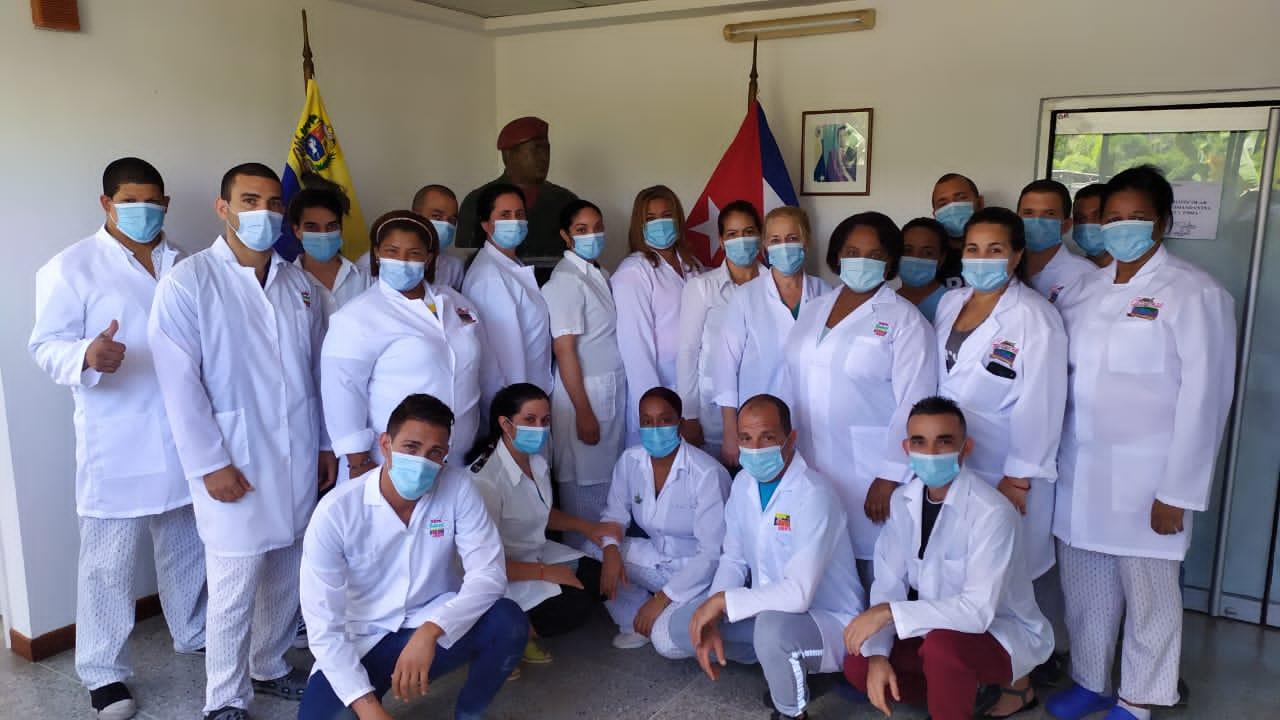 No más calumnias contra los médicos cubanos en Venezuela (+Audio)