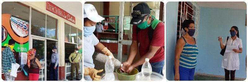 Medidas higiénico-sanitarias frente a la Covid-19