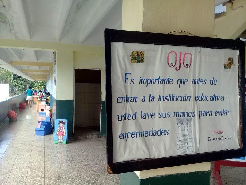 Seminternado Orestes Gutiérrez Escalona, de la ciudad de Manzanillo.
