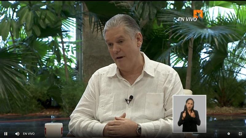 Viceprimer ministro Gil Fernández: Se ganará más en la medida en que se aporte más, con patrón de racionalidad y sentido económico