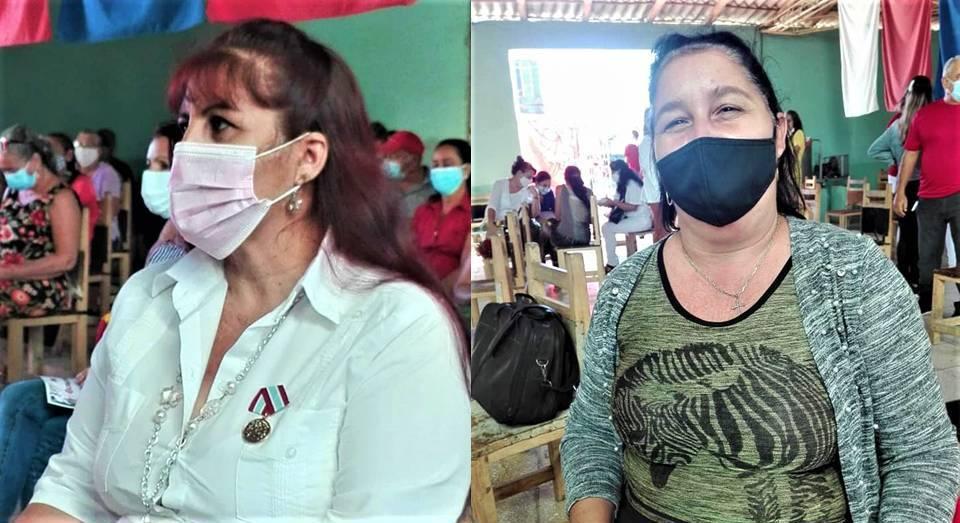 La dicha y la honra de nacer en Cuba, y ser una mujer rural