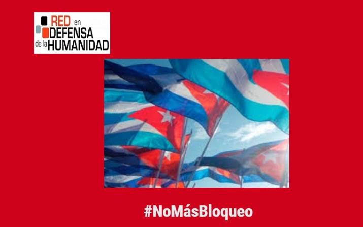 Agradece Díaz-Canel respaldo contra bloqueo de Estados Unidos a Cuba