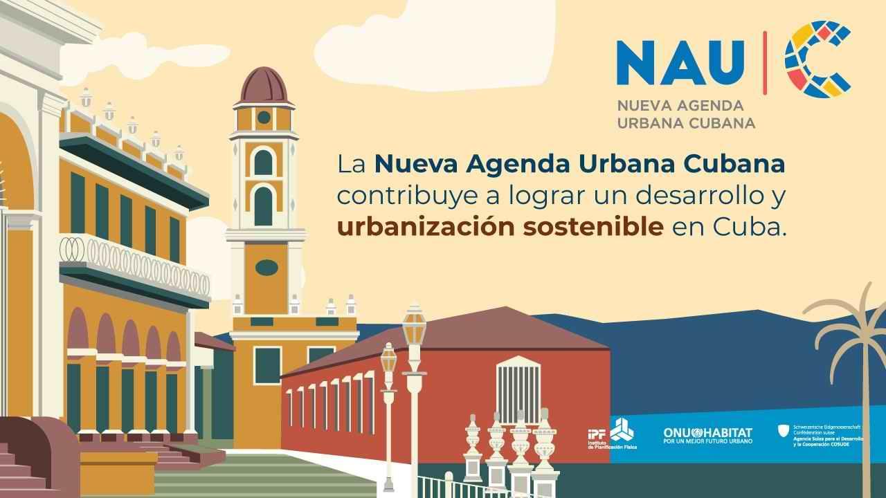 Presenta Cuba resultados en la implementación de la Nueva Agenda Urbana en Cuba (+Audio)