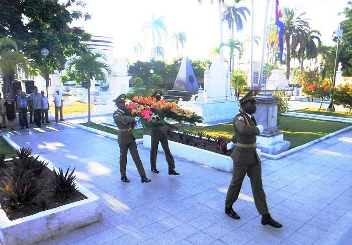 Homenaje al general Guillermón Moncada en el aniversario 180 de su natalicio (+Audio)