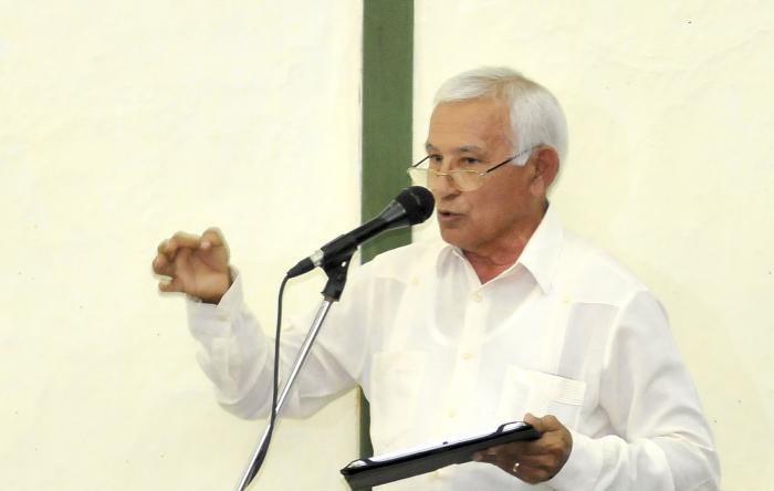 Falleció el reverendo Pablo Odén Marichal Rodríguez