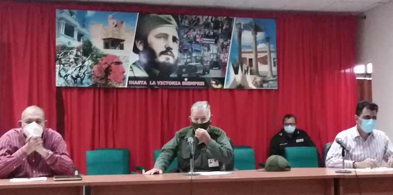 Concluyó Control del Estado Mayor Nacional de la Defensa Civil a la provincia de Las Tunas