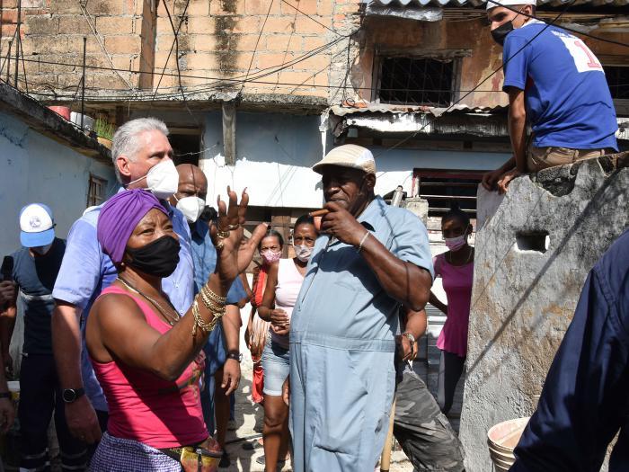 El apoyo a los barrios es igual a participación popular