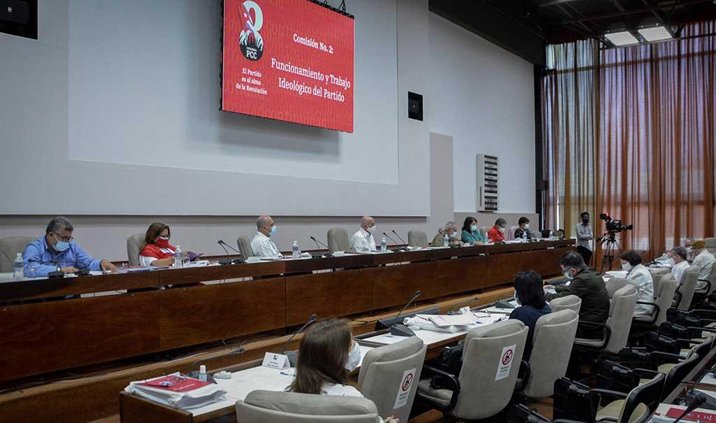 Proyecciones para continuar fortaleciendo la vida interna y el trabajo ideológico del PCC (+Audio)