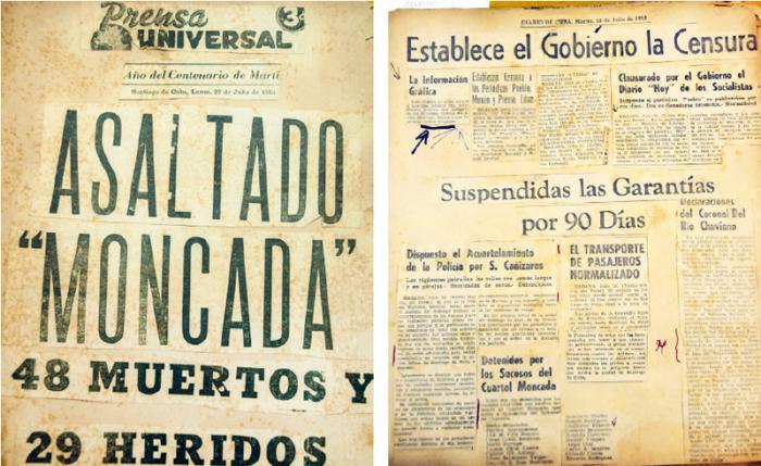 Difamar contra la Revolución no es asunto nuevo