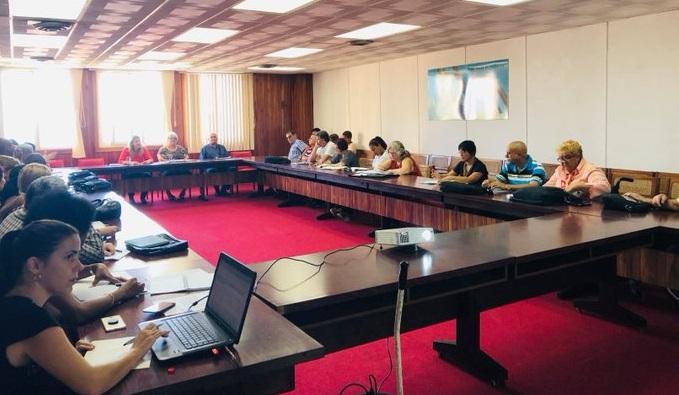 Crean en Cuba Comisión Nacional de Atención a Personas con Discapacidad