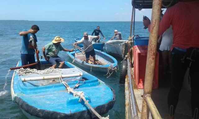 El bloqueo también afecta la actividad pesquera en Las Tunas (+Audio)
